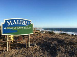 Malibu Water test